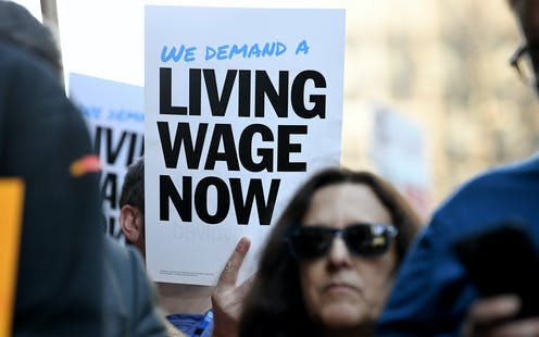 The false hope offered by talk of a living wage