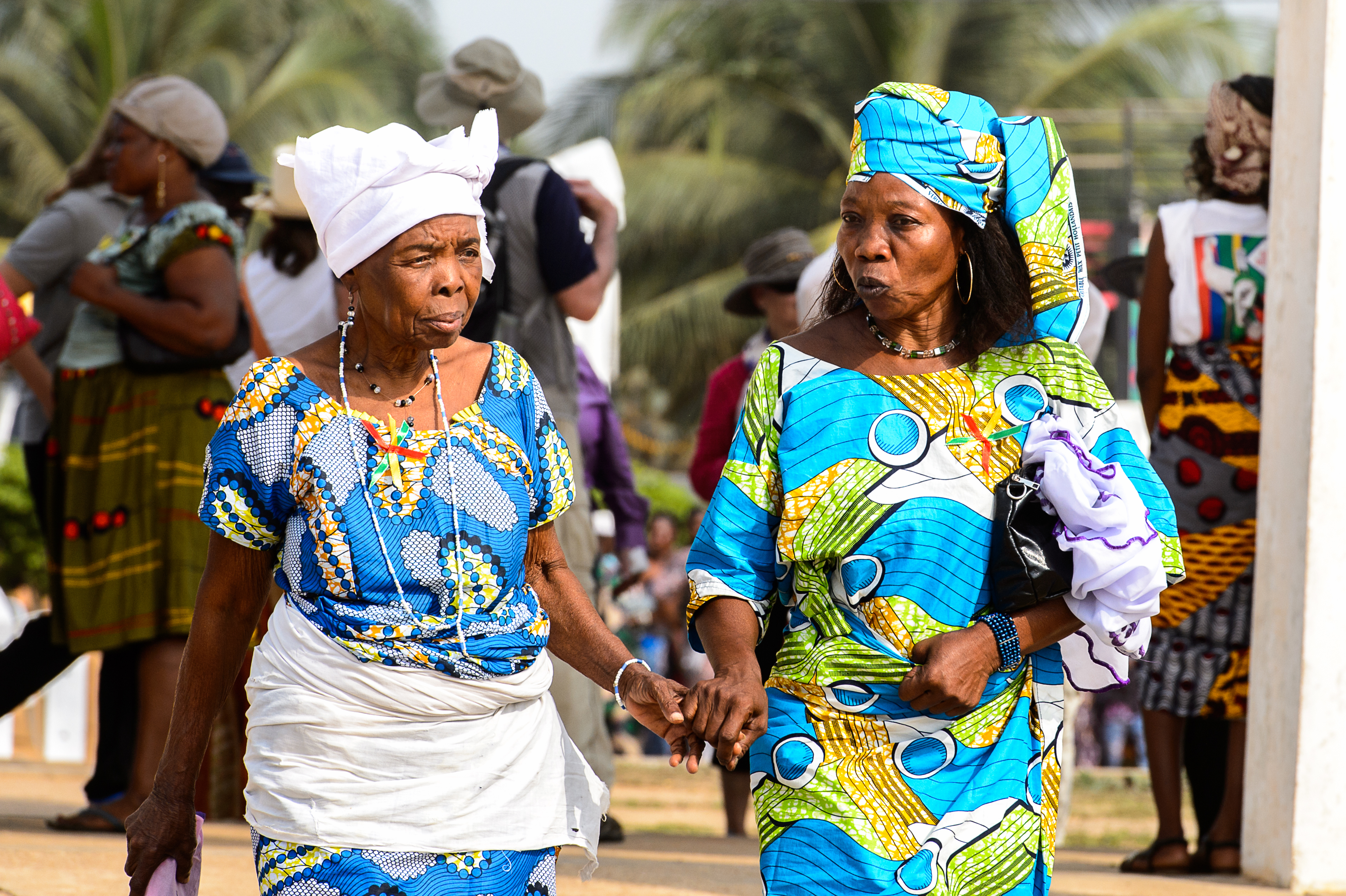 Why Age Gives West African Women More Autonomy and Power