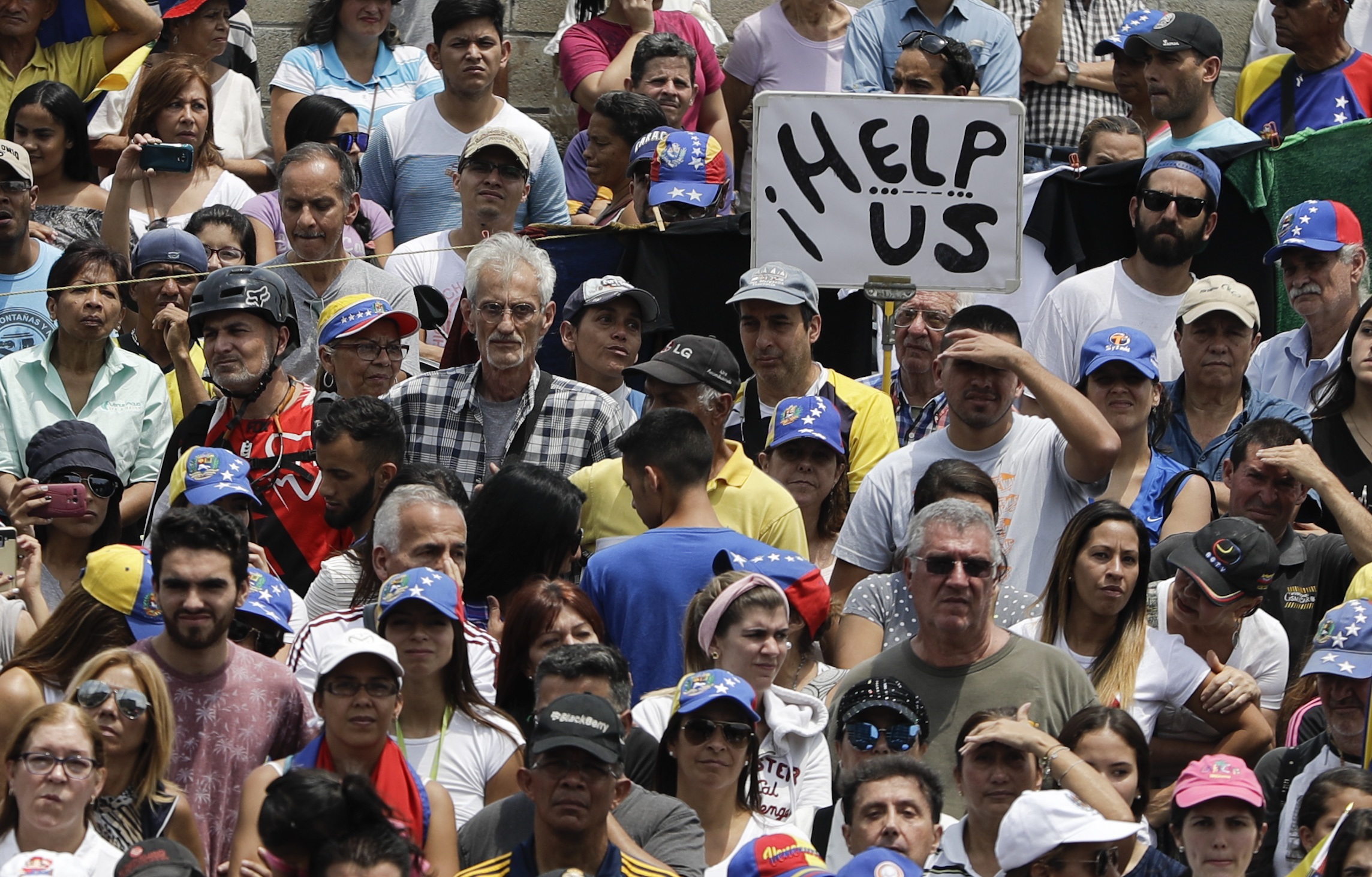 Venezuela's Power Struggle Reaches a Tense Stalemate, as Human Suffering Deepens