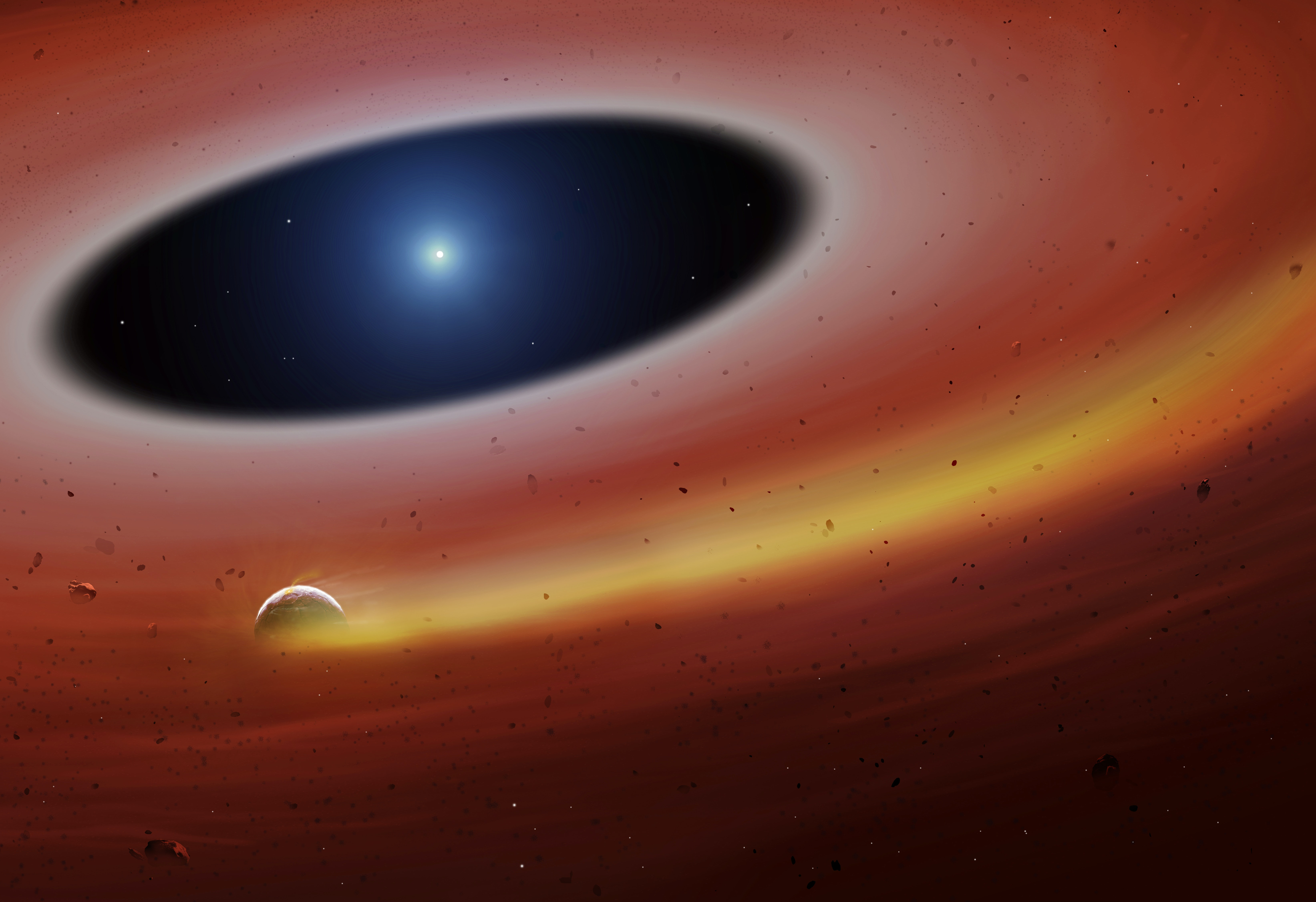 Oldest Known Planet Identified