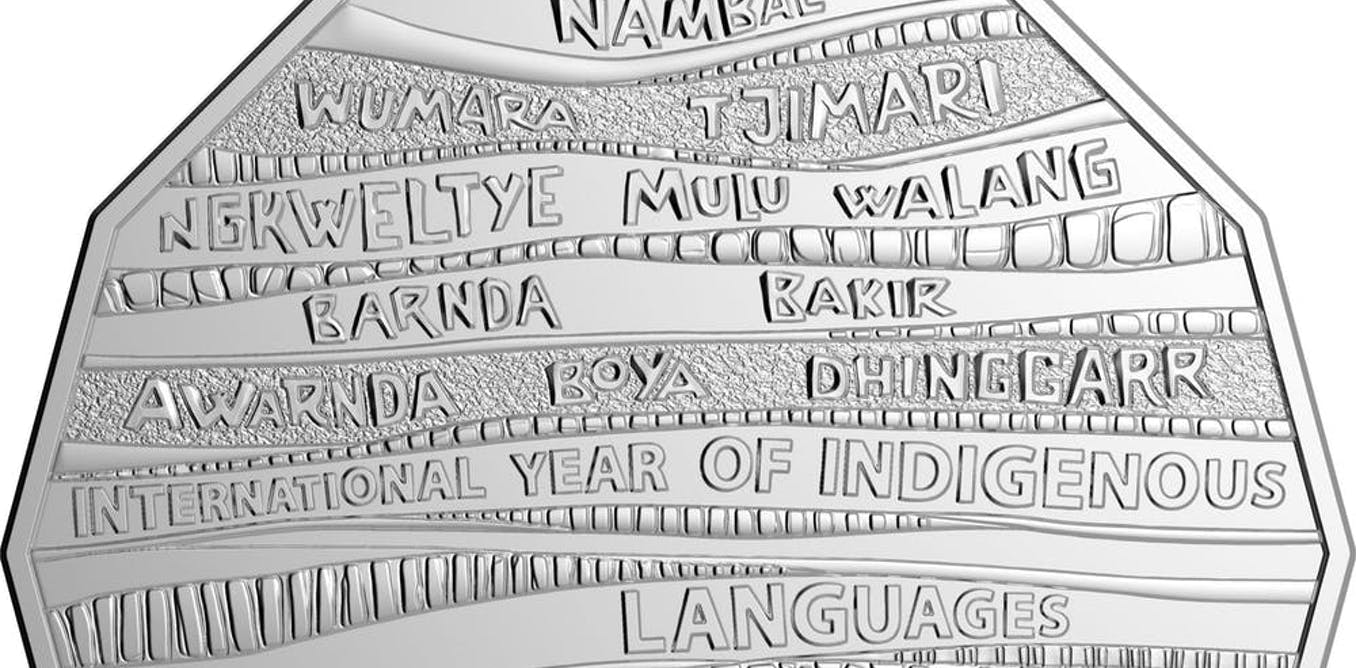 The 14 Indigenous words for money on our new 50 cent coin