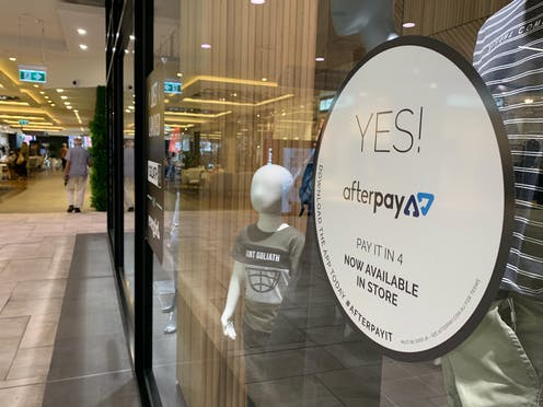 What's the difference between credit and debt? How Afterpay and other 'BNPL' providers skirt consumer laws