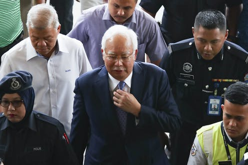 What Najib Razak's corruption trial means for Malaysia – and the region