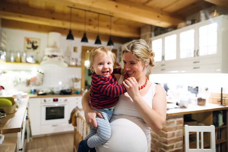 Don't kiss your kids? Questioning the recent advice about CMV in pregnancy