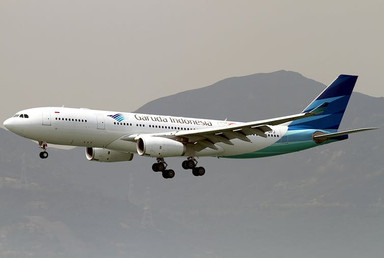 Garuda have cancelled a big Boeing 737 MAX order.  Christian Juncker / flickr, CC BY-NC-ND