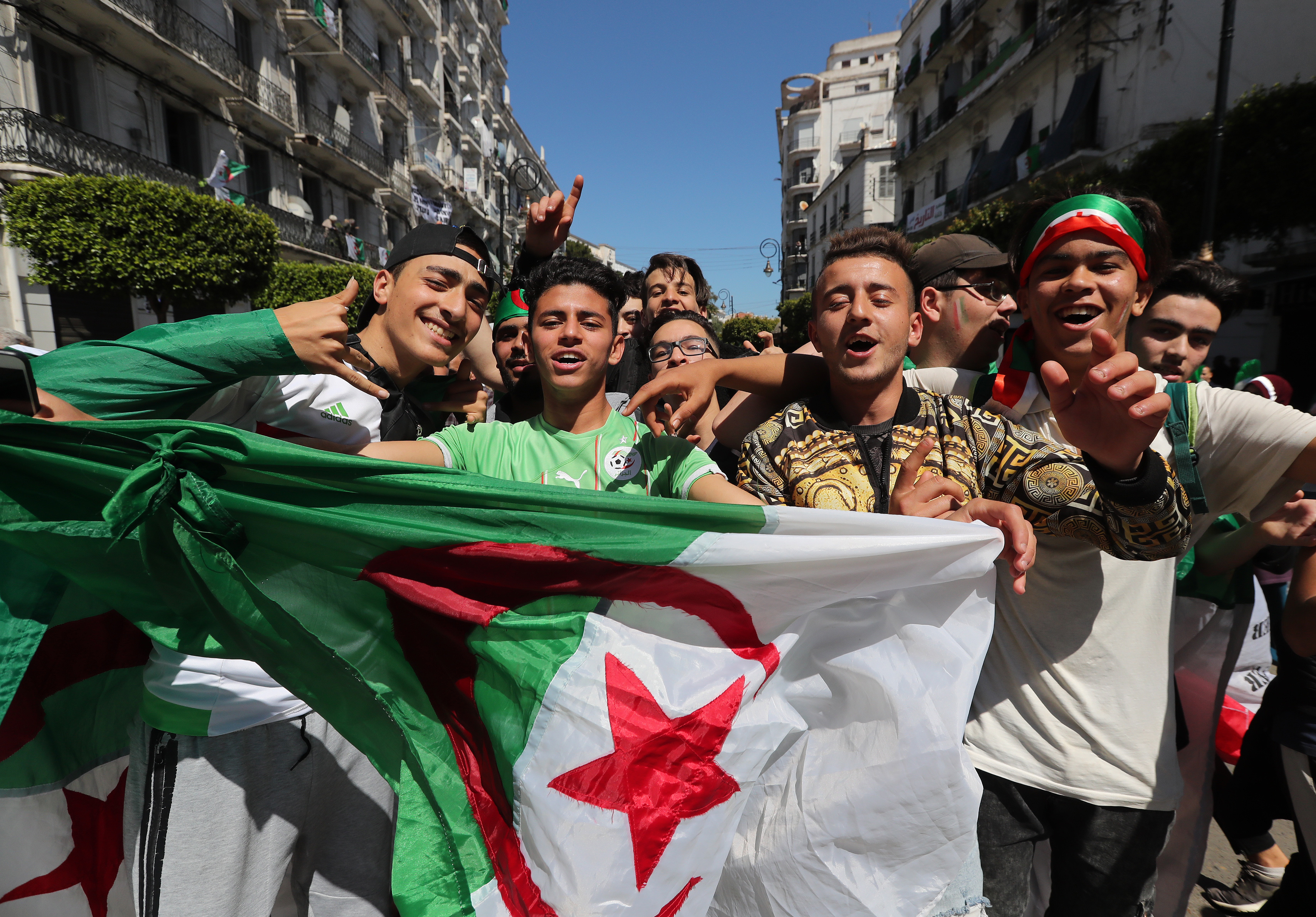Bouteflika Steps Aside as Algerians Push to Reclaim and Own Their History