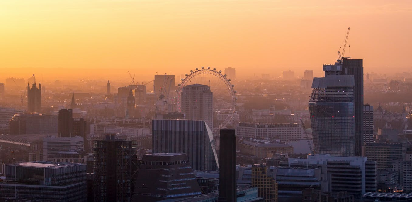 Air pollution causes chronic health problems – will London's new charge on drivers help?