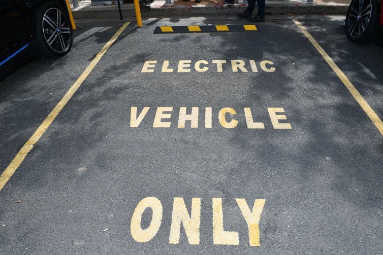 Don't trust the environmental hype about electric vehicles? The economic benefits might convince you