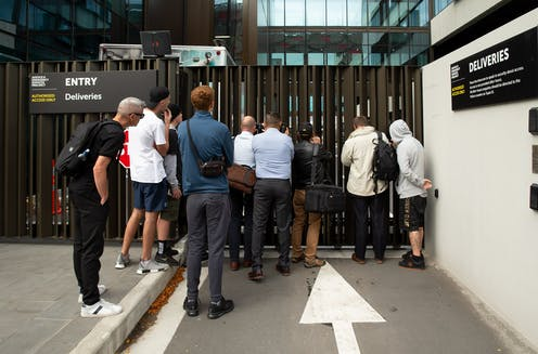 trial of alleged perpetrator of Christchurch mosque shootings