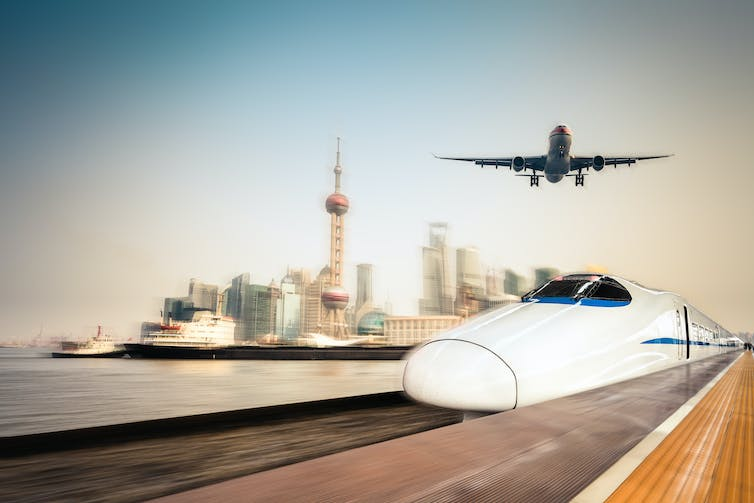 Get set for take-off in electric aircraft, the next transport disruption