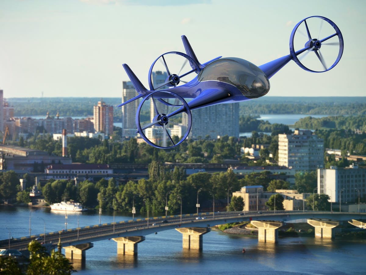 Flying cars could cut emissions, replace planes, and free up roads – but  not soon enough Flying Car