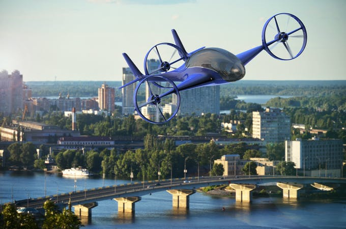 The Weather Network - Flying cars could eventually be the