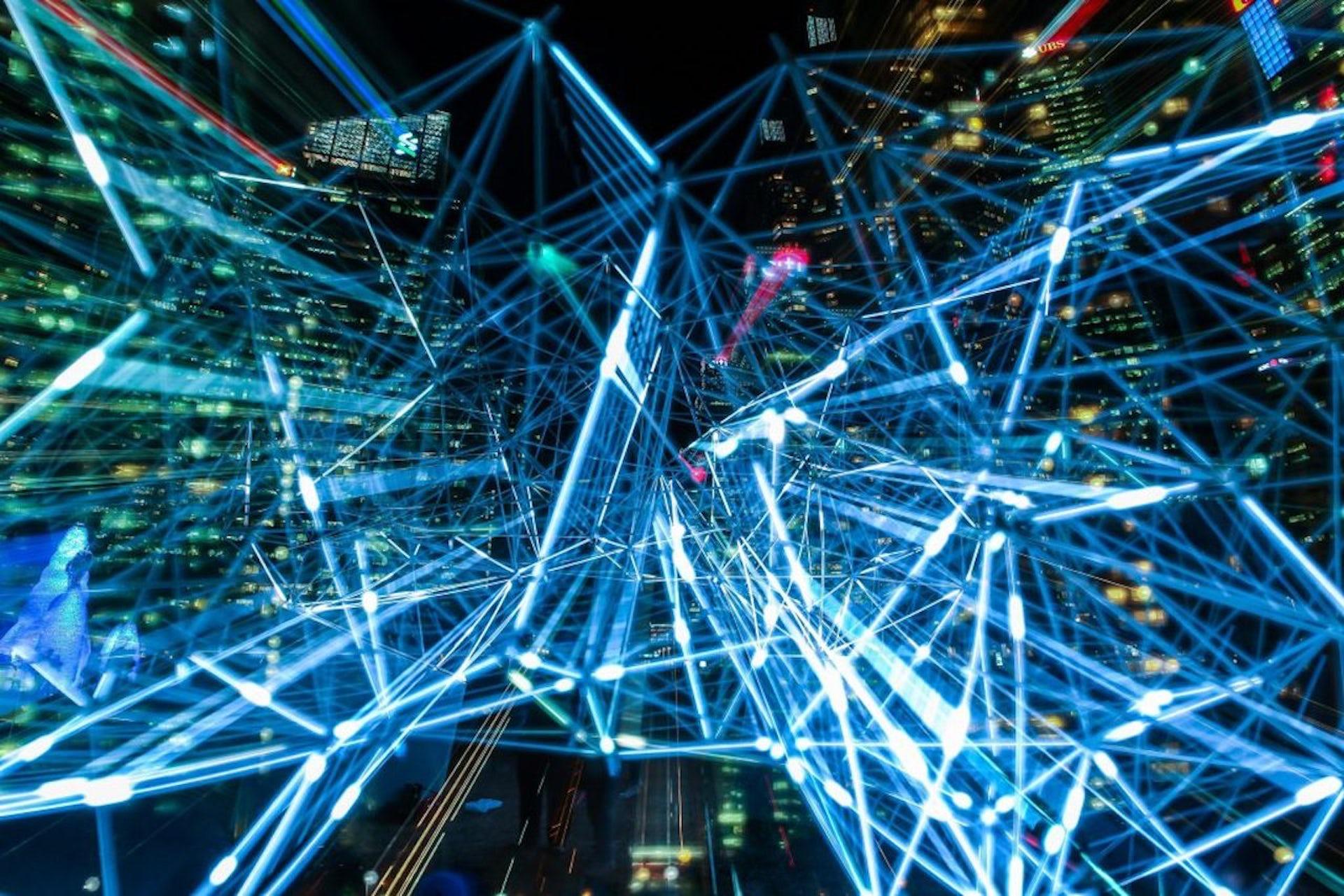 Autour de l'informatique : Mathématiques des réseaux