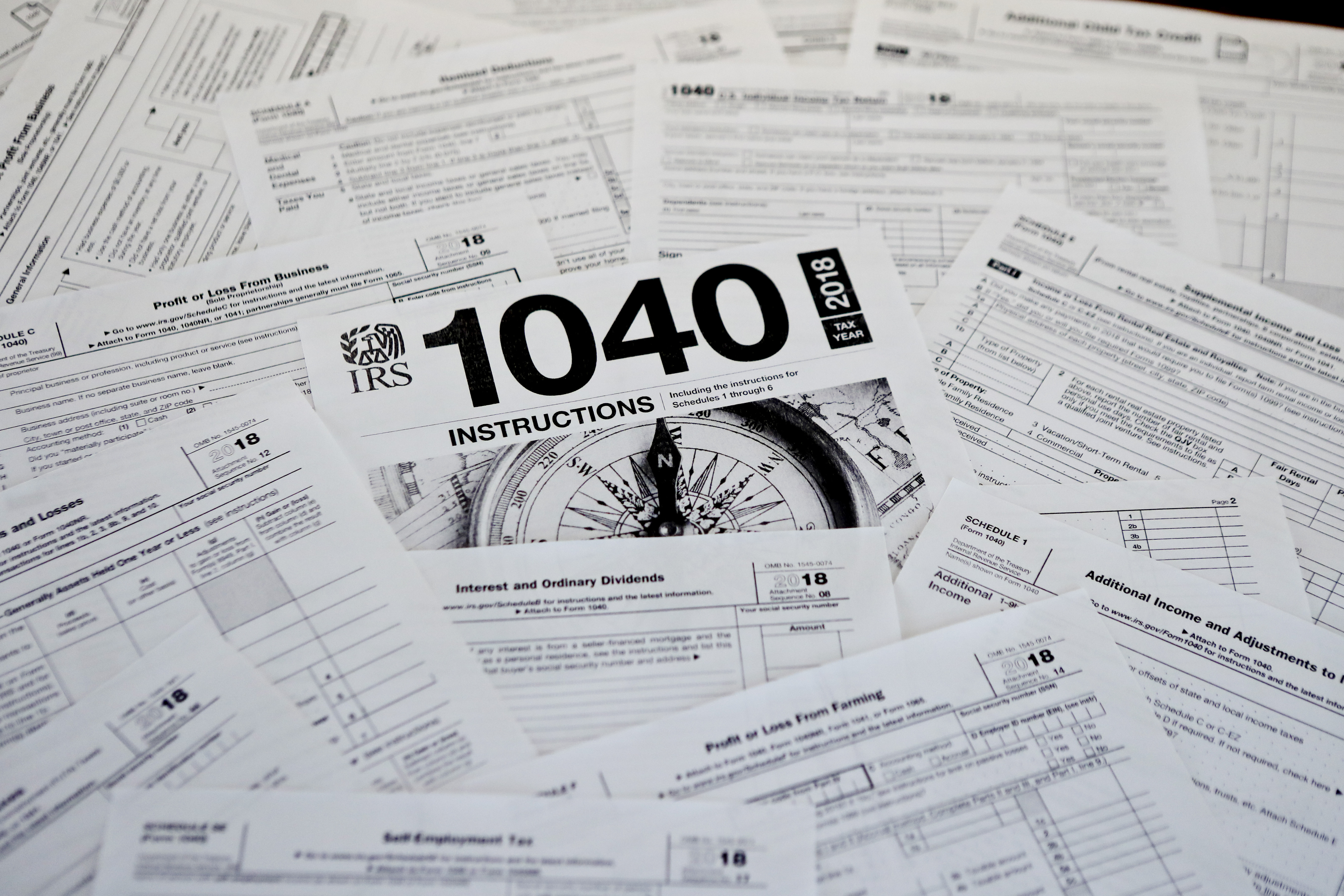 Tax Returns Waste Everyone's Time – but There's an Easy Solution the Tax Preparation Industry and Some Lawmakers Don't Like