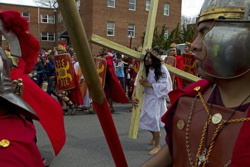 Why Good Friday was dangerous for Jews in the Middle Ages and how