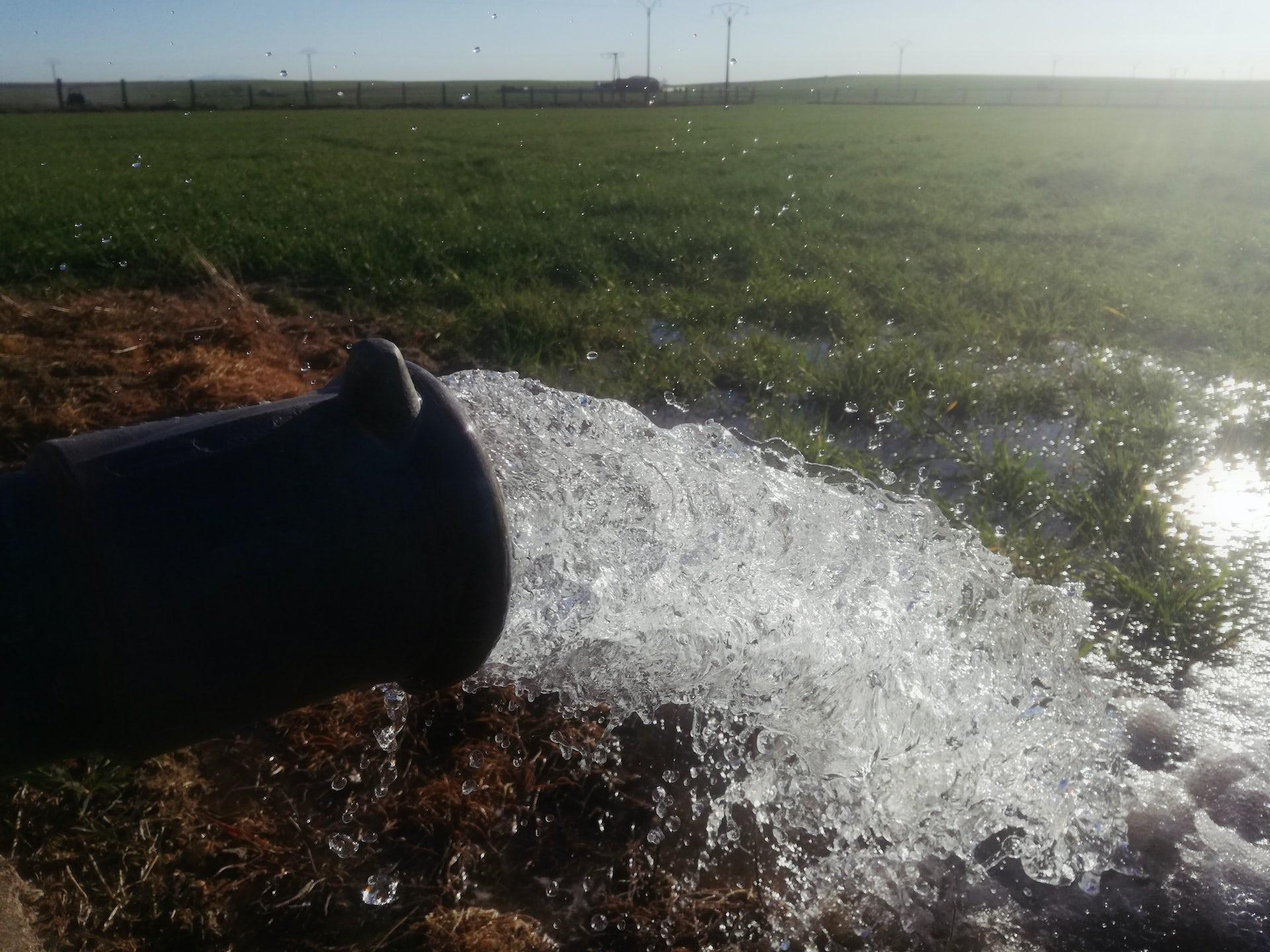 ¿Quién 'roba' el agua de los acuíferos?