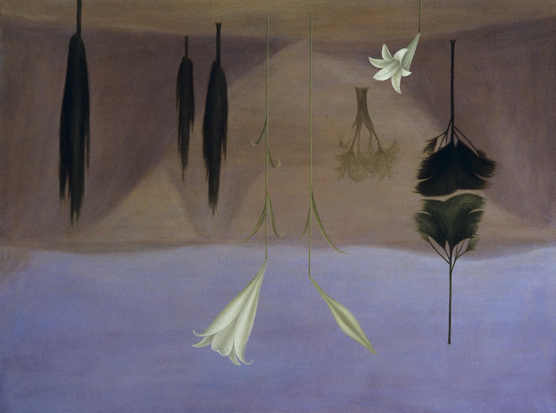 the enigmatic art of Rosslynd Piggott