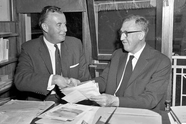 Issues that swung elections: the 'credit squeeze' that nearly swept Menzies from power in 1961