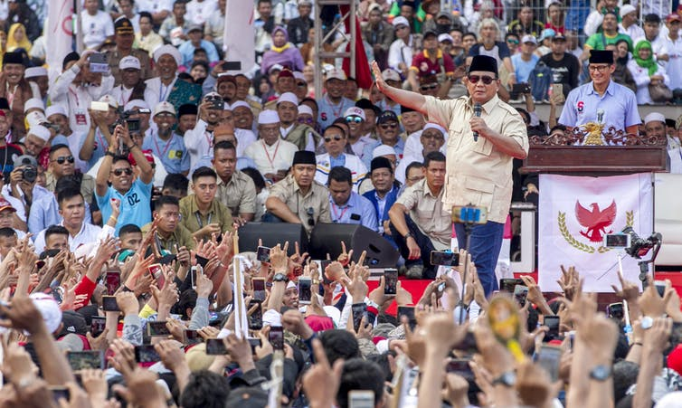 Indonesia's presidential election: Is Jokowi 'religious enough' for conservative voters?