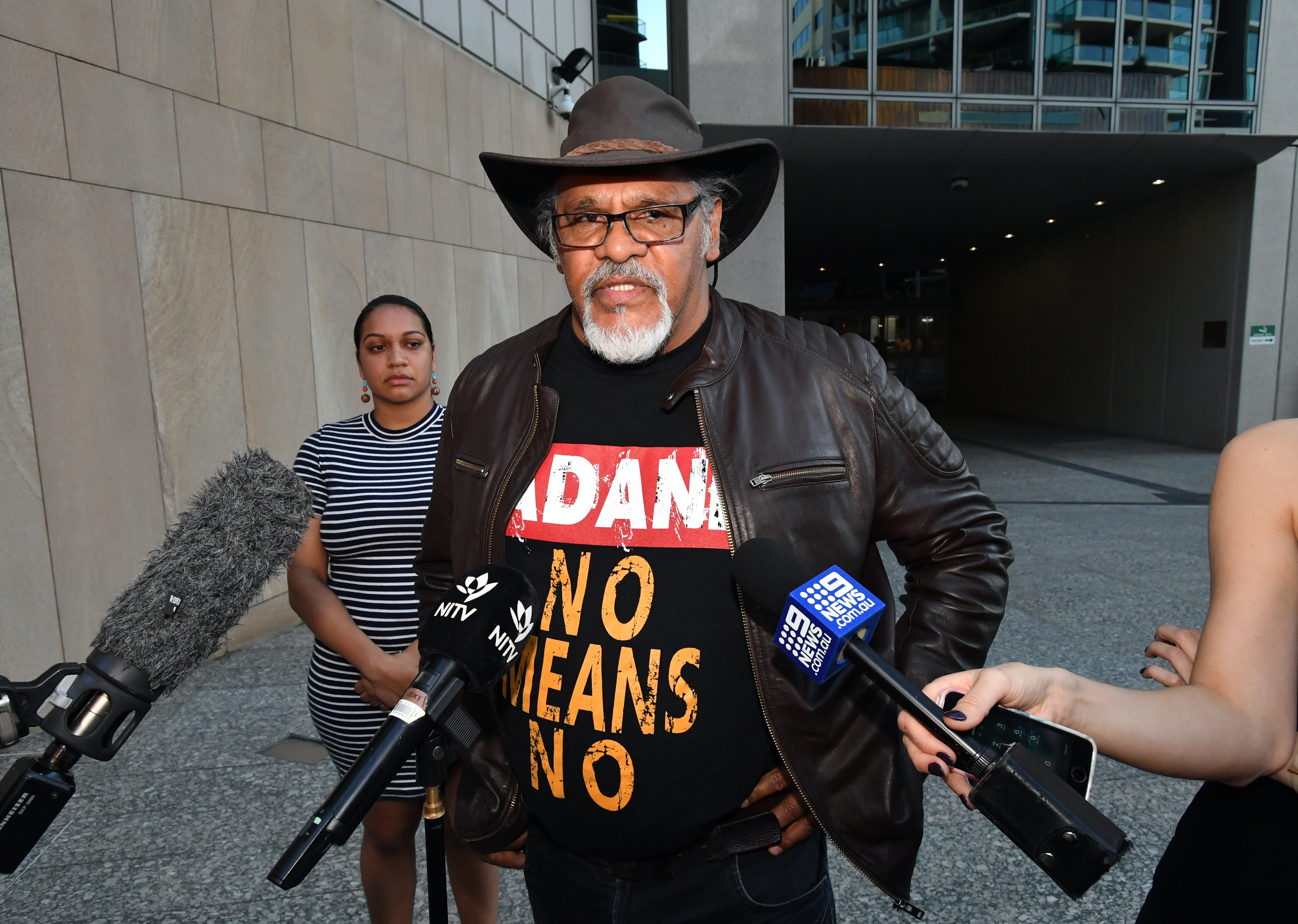 Traditional owners still stand in Adani's way