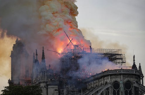 Notre Dame: how a rebuilt cathedral could be just as wonderful