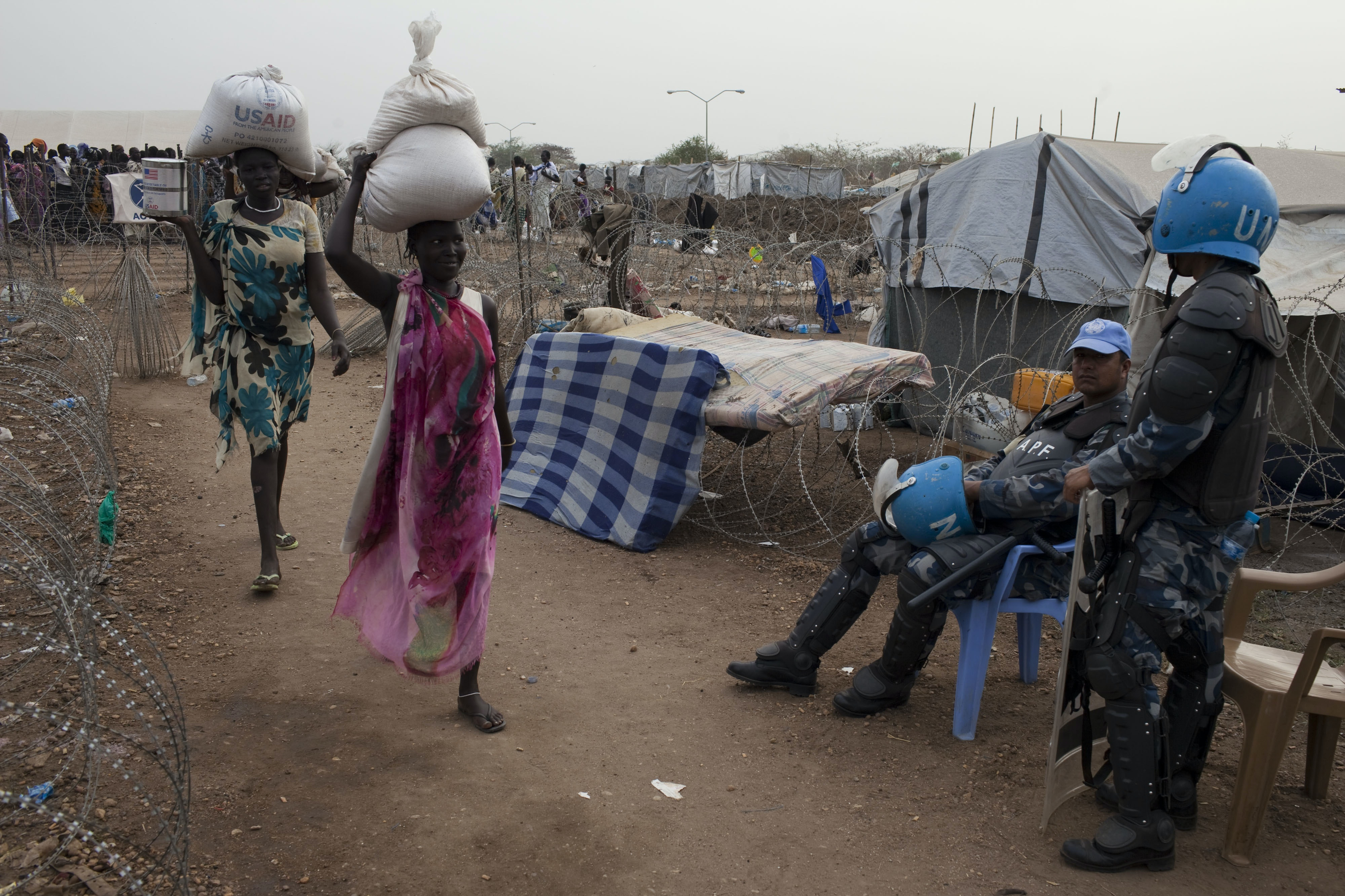 Dilemmas of peacekeeping: what we learnt from talking to people in South Sudan
