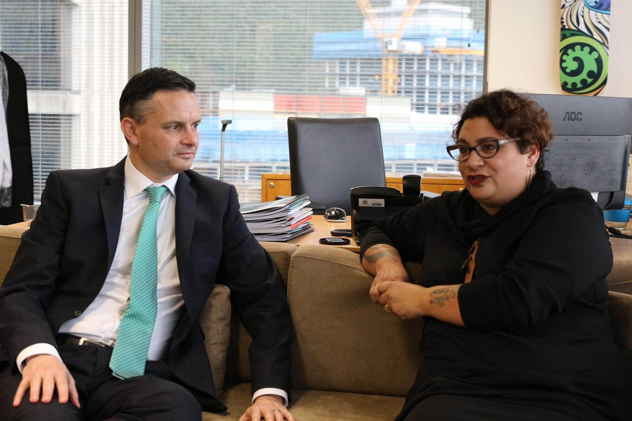 Were journalists 'just doing their job' in the political resignation of Metiria Turei?
