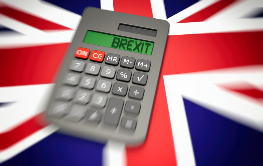 Brexit extension: how much will it actually cost the UK to leave the EU?
