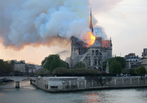 Notre Dame De Paris From Searing Emotion To The Future