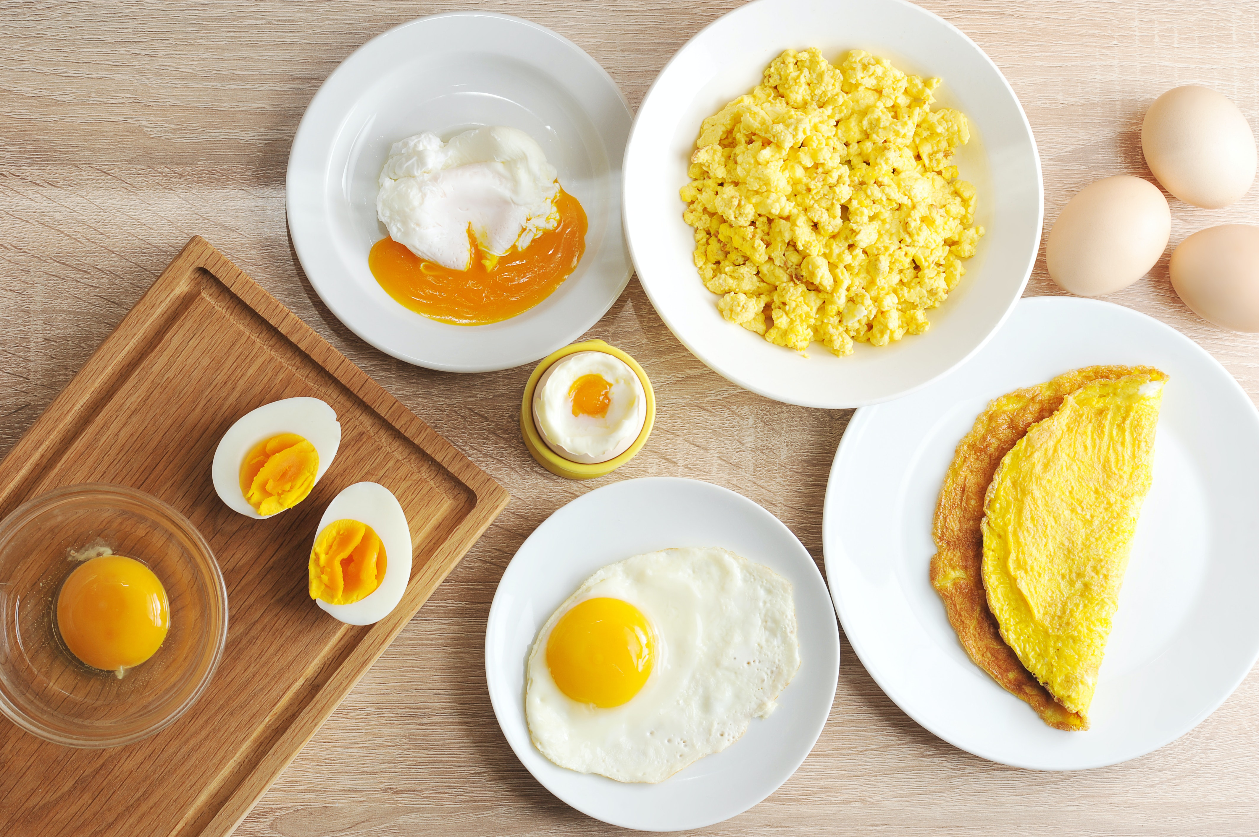 New cholesterol study may lead you to ask: Pass the eggs, or pass on the eggs?