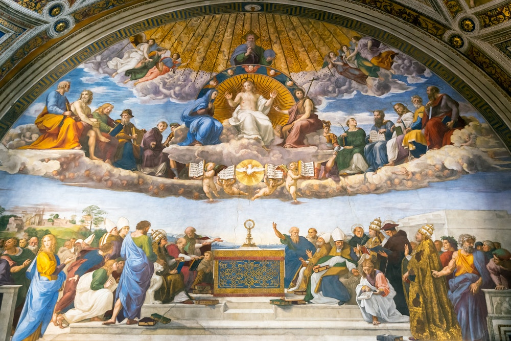 What and where is heaven? The answers are at the heart of the Easter story