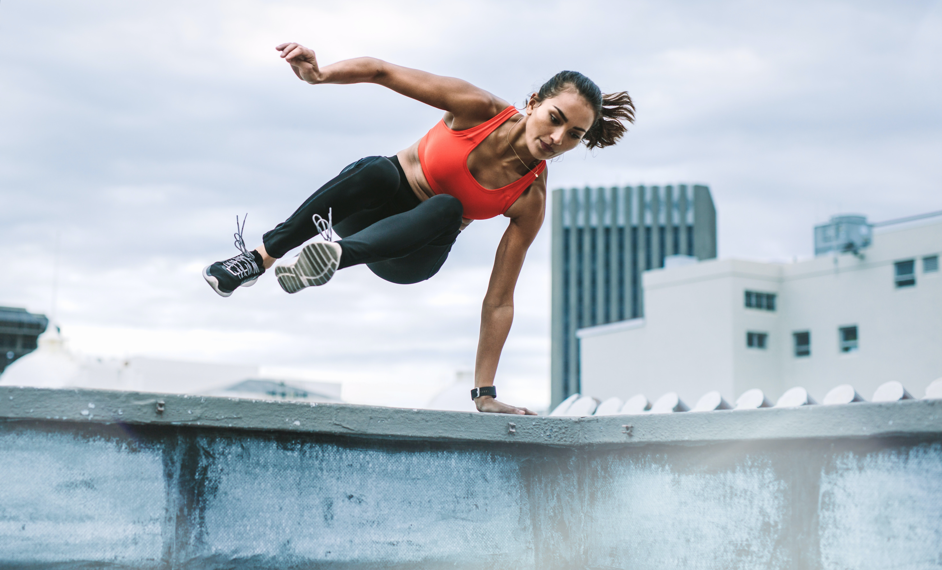 Ban leggings on campus? Ludicrous -- wearing leggings allows women to move like superheroes