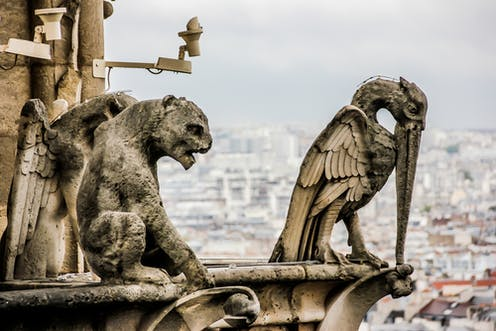 Notre Dame: a history of medieval cathedrals and fire