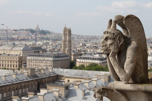 How 'The Hunchback of Notre Dame' inspired the cathedral's