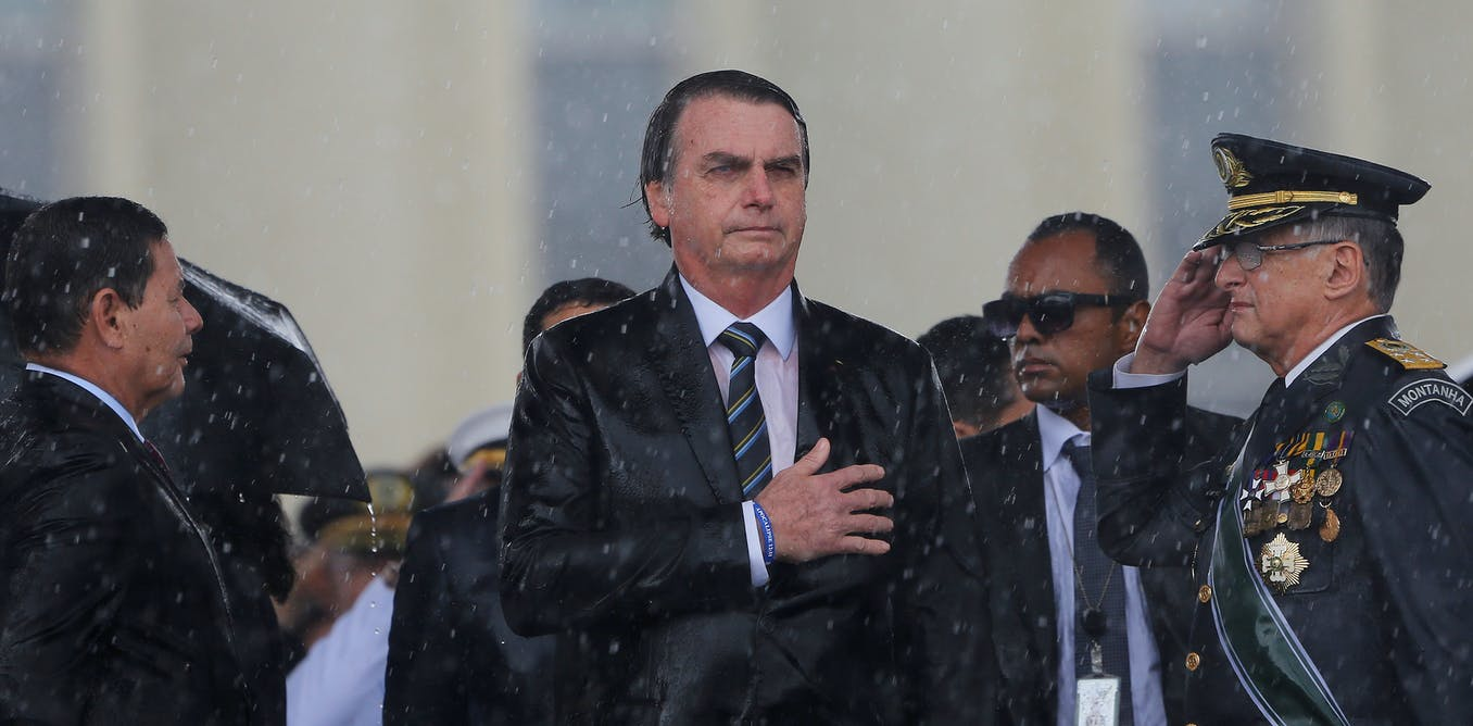 Bolsonaro's Approval Rating Is Worse Than Any Past Brazilian President at the 100-Day Mark