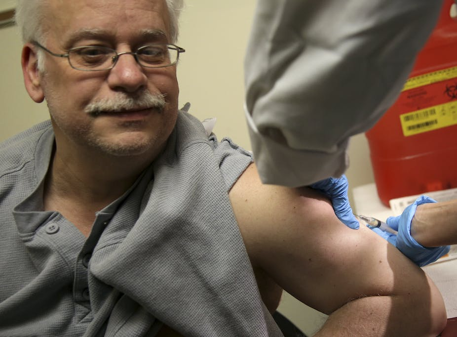 If my measles shot was years ago, am I still protected? 5