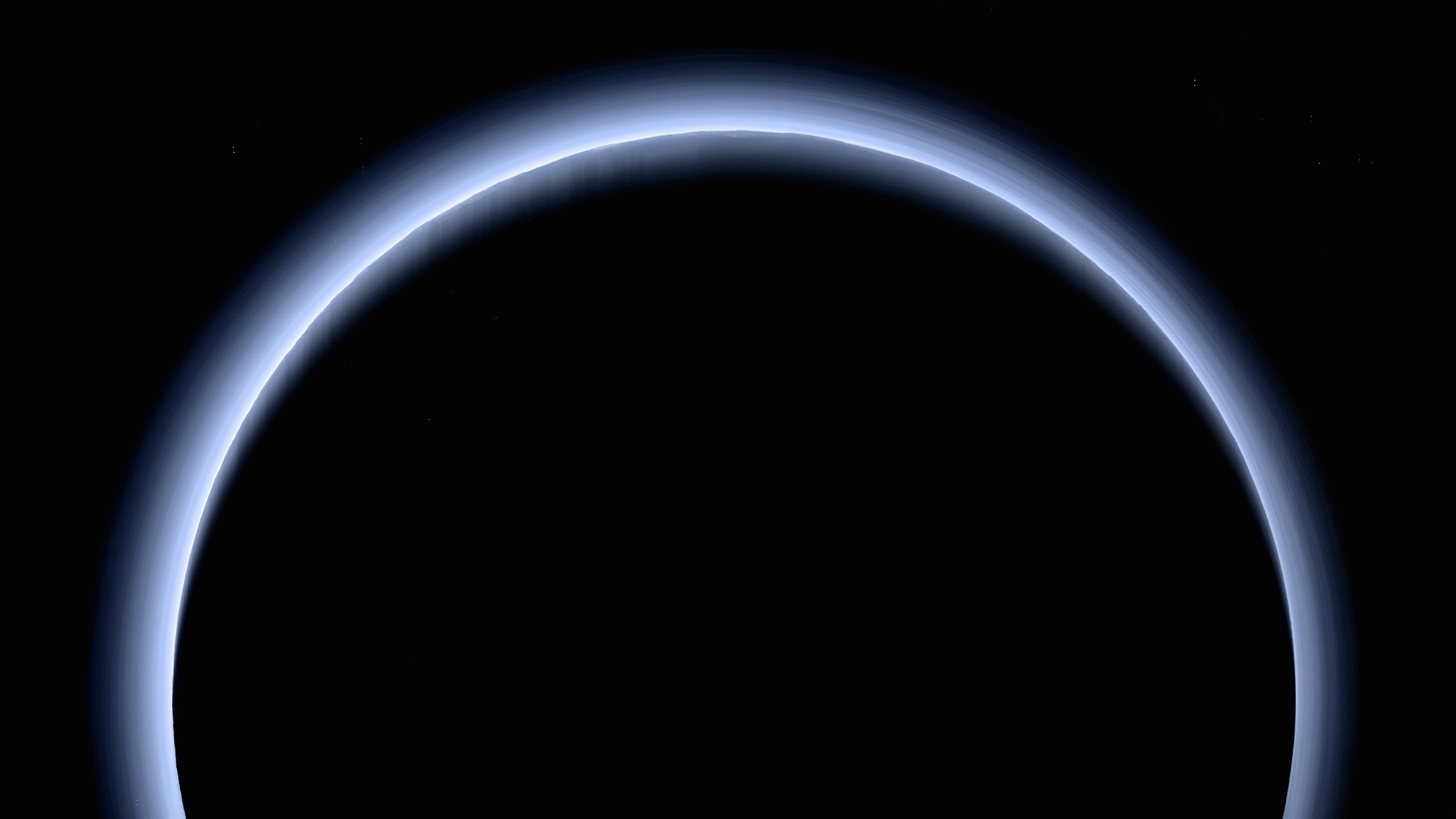 Why Pluto is losing its atmosphere: winter is coming