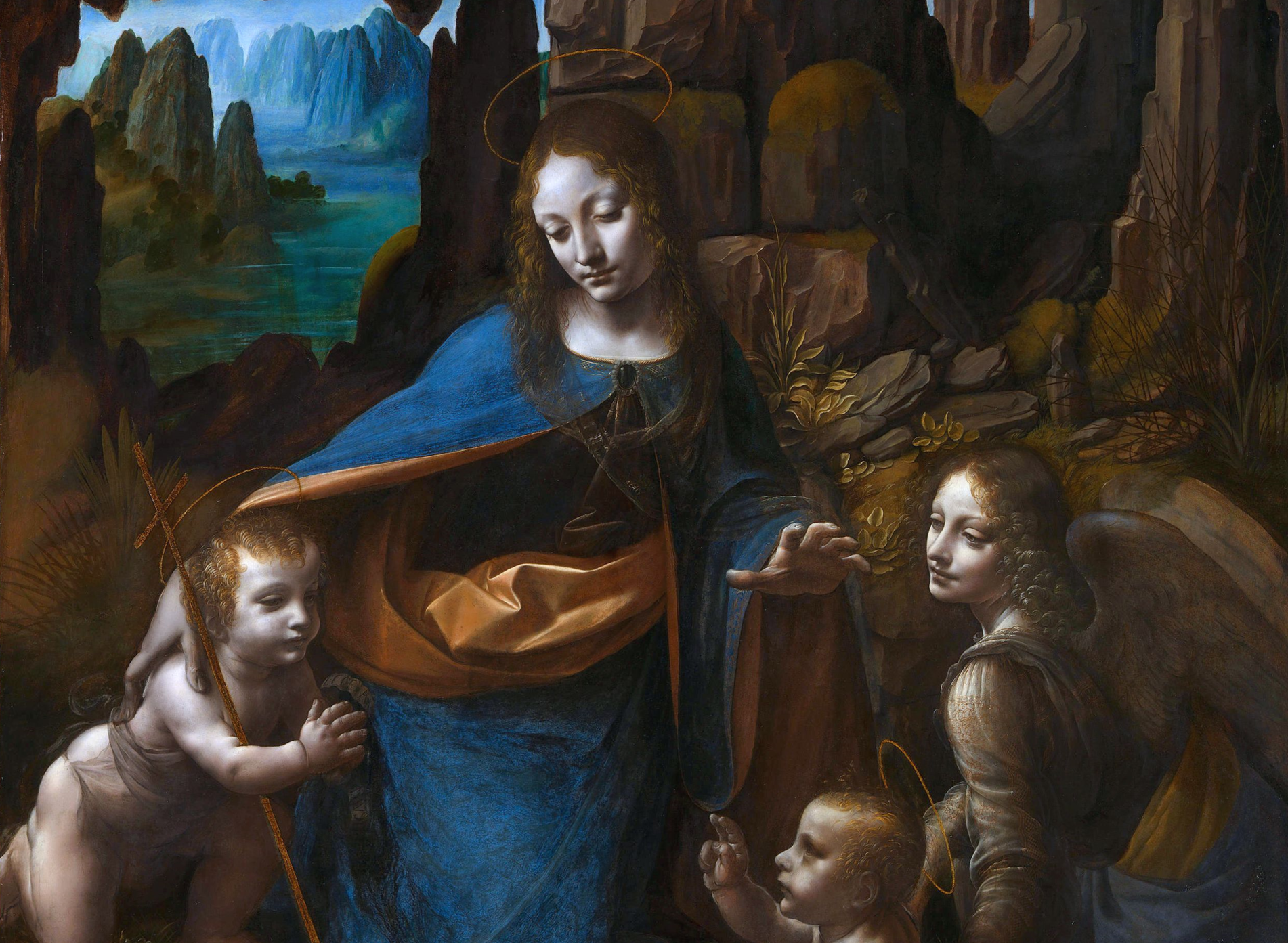 What Leonardo's depiction of Virgin Mary and Jesus tells us about his religious beliefs