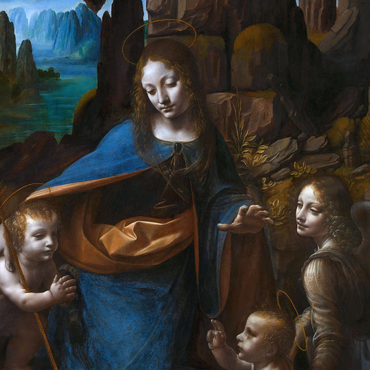 What Leonardo S Depiction Of Virgin Mary And Jesus Tells Us About His Religious Beliefs