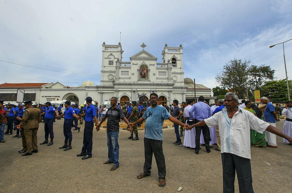 Who are Sri Lanka's Muslims?