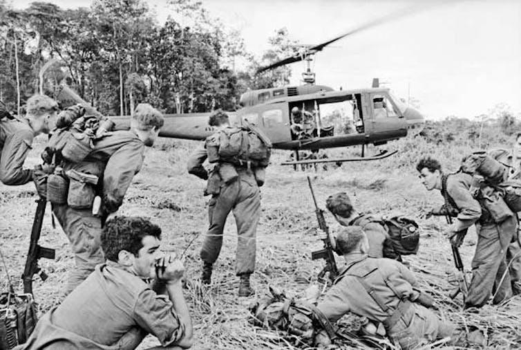 Labor's anti-war message falls flat in landslide loss in 1966