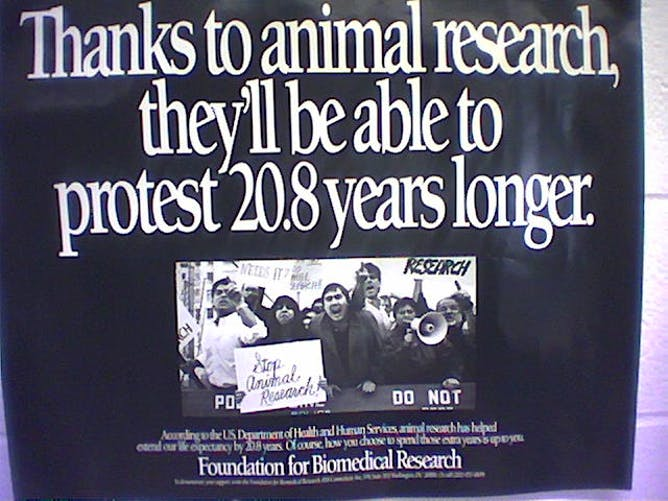 the controversy surrounding animal experimentation