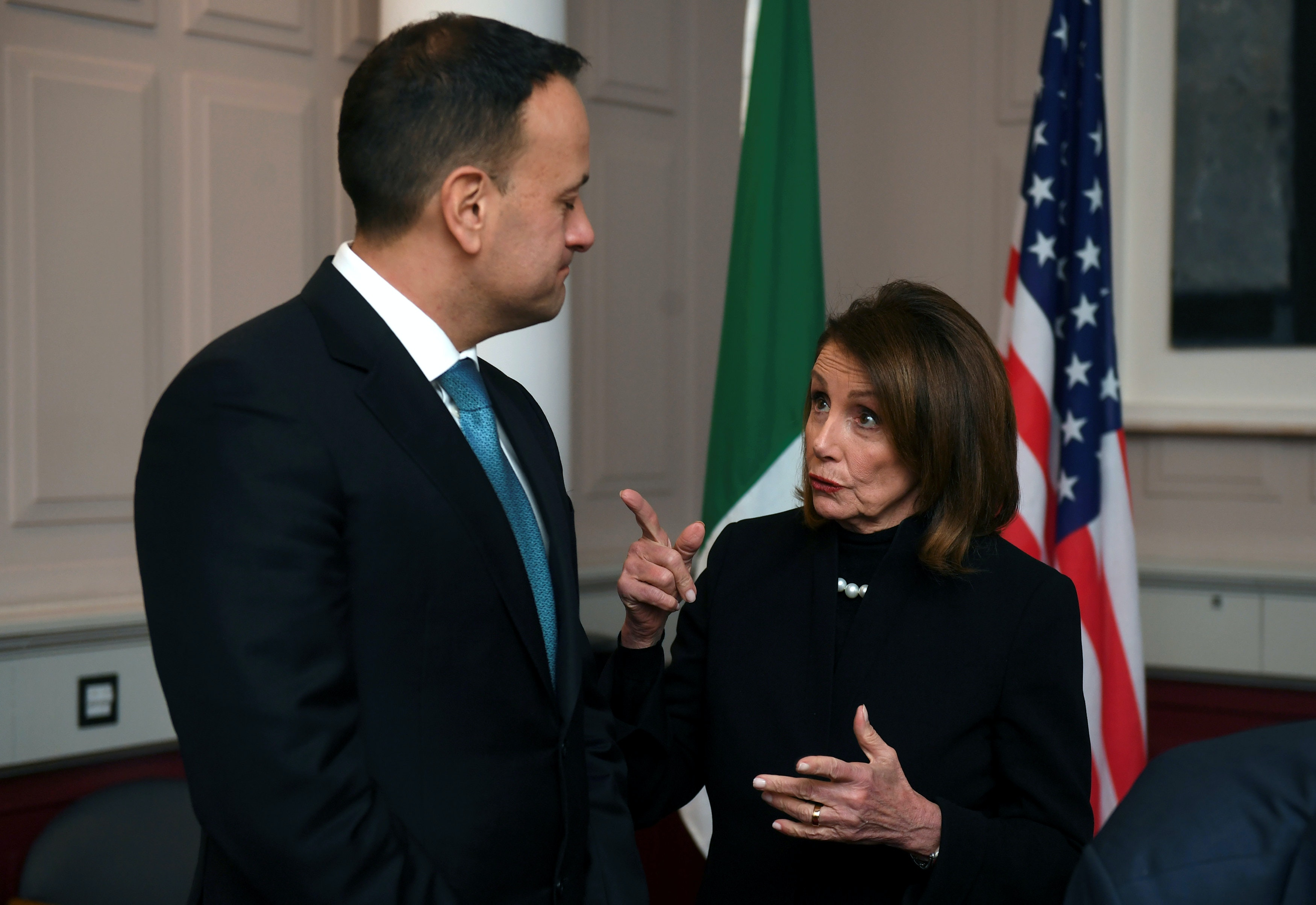Nancy Pelosi on Brexit: why Irish-US diplomacy is a powerful force in border talks