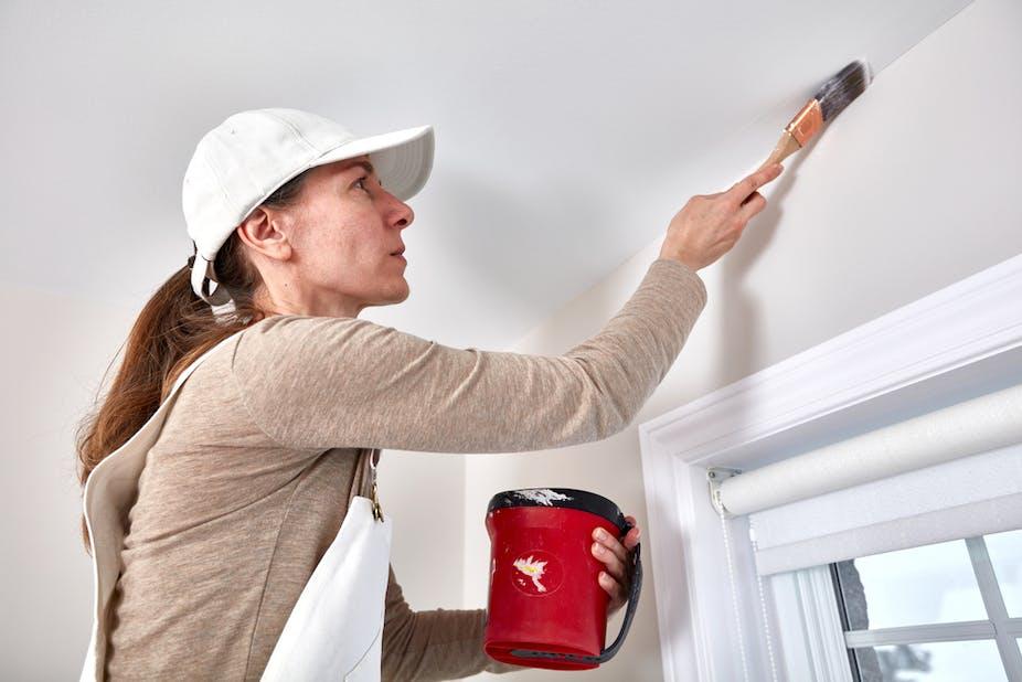 « Ma femme est peintre en bâtiment… et alors, où est le problème