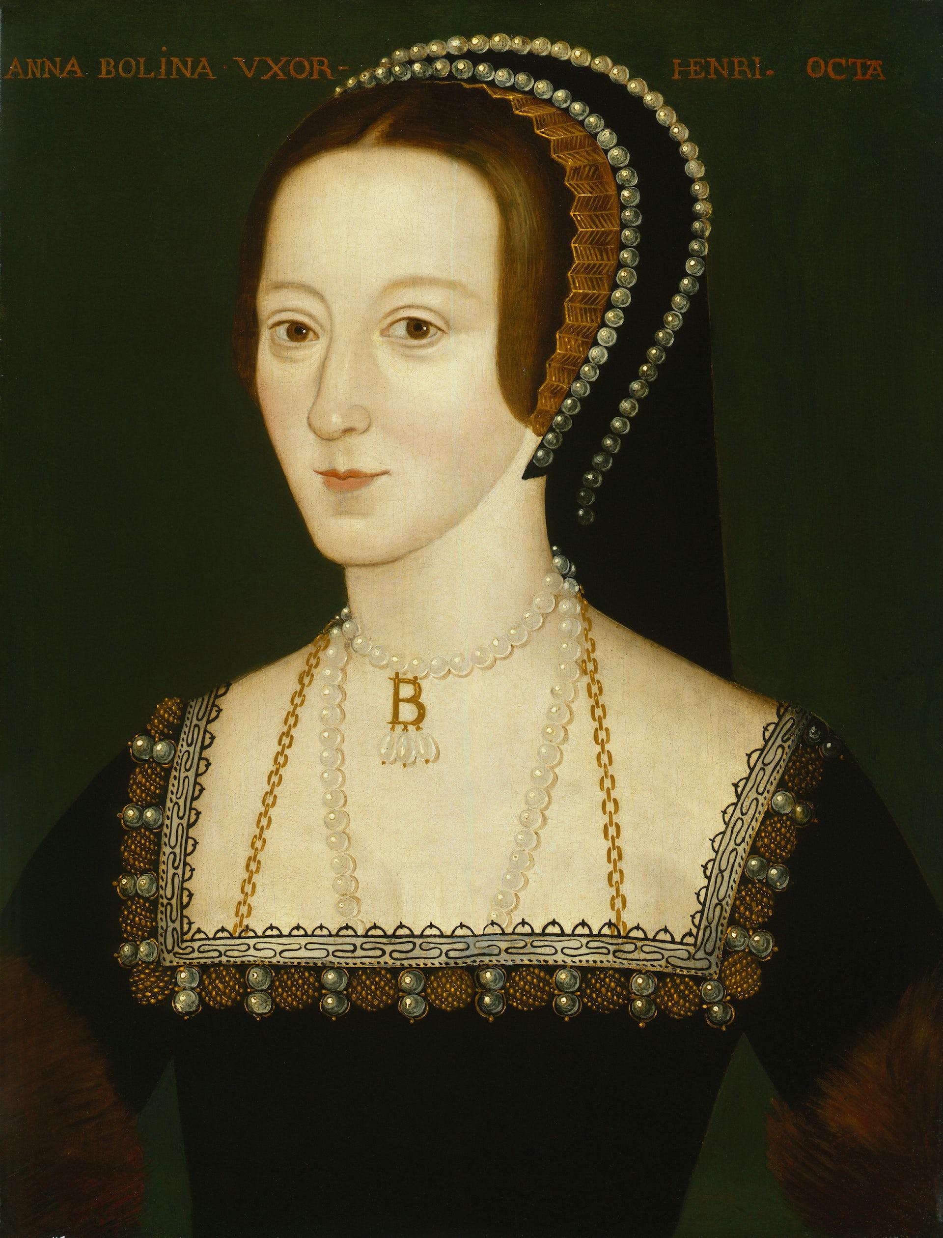 Did Anne Boleyn really try to speak after being beheaded?