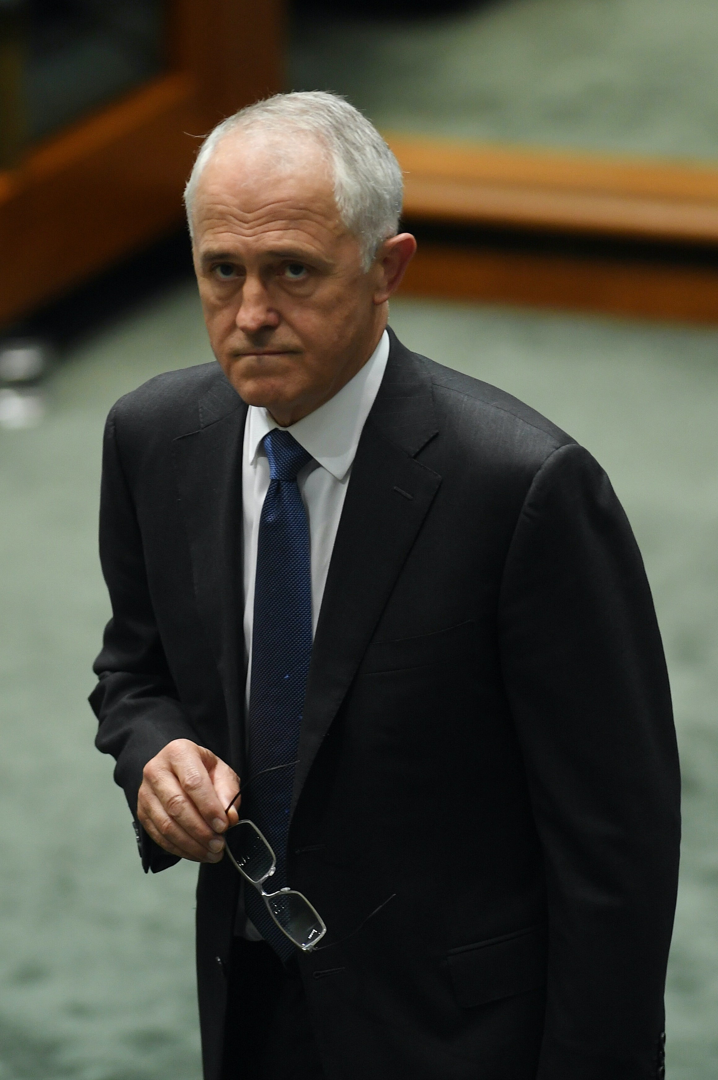 Malcolm Turnbull in 2017: emphasised inclusivity. Lukas Coch/AAP