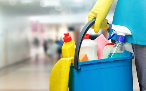 NEED CLEANERS TO START THIS WEEK – up to 14/hr, Paid Weekly