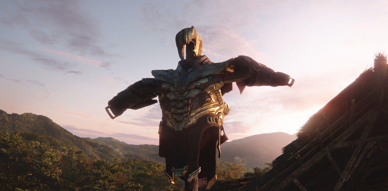Avengers: Endgame exploits time travel and quantum mechanics as it
