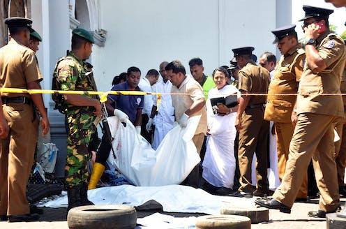 Islamic State has claimed responsibility for the Sri Lanka terror