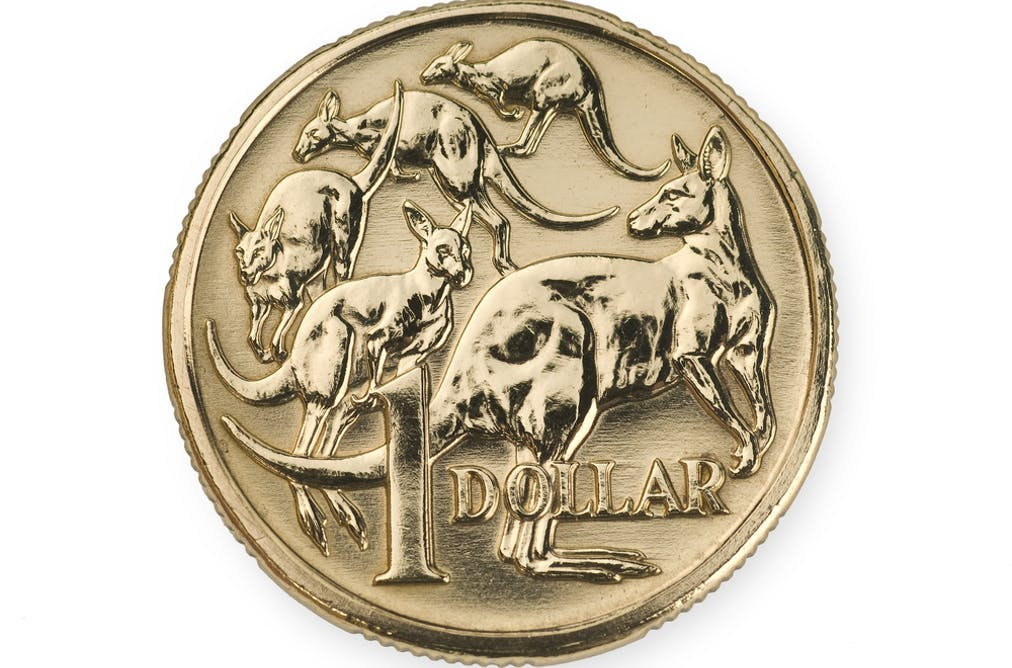 The Australian Dollar Has Lost Its Dazzle As Us Economy Steadily Improves Image From Www Shutterstock